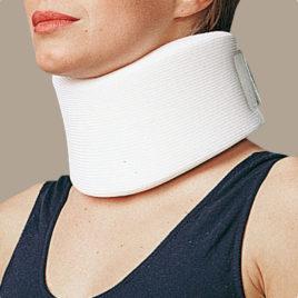 Collare cervicale in gommapiuma
