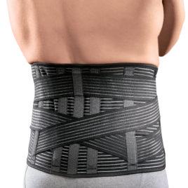 Linear Plus 70 Corsetto elastico millerighe basso con tiranti ad incrocio posteriore