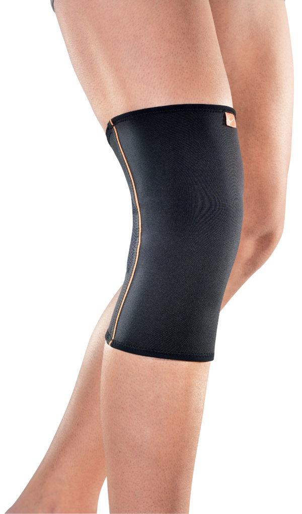 Ginocchiera tubolare corta in tessuto Air™ Genufit 60